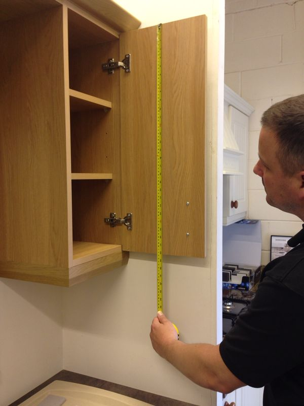 How to wrap kitchen doors with grooves 15 How to wrap kitchen doors with grooves