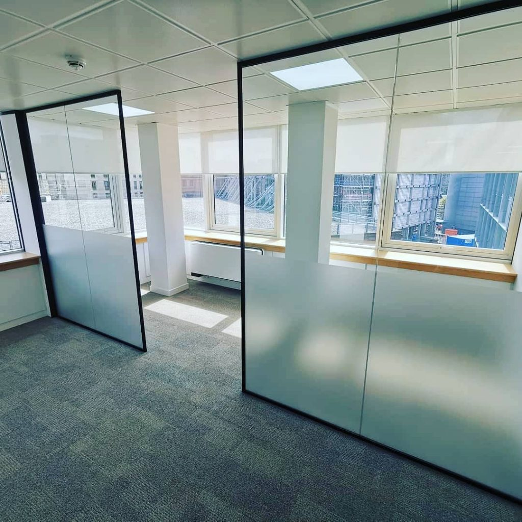 office window graphics